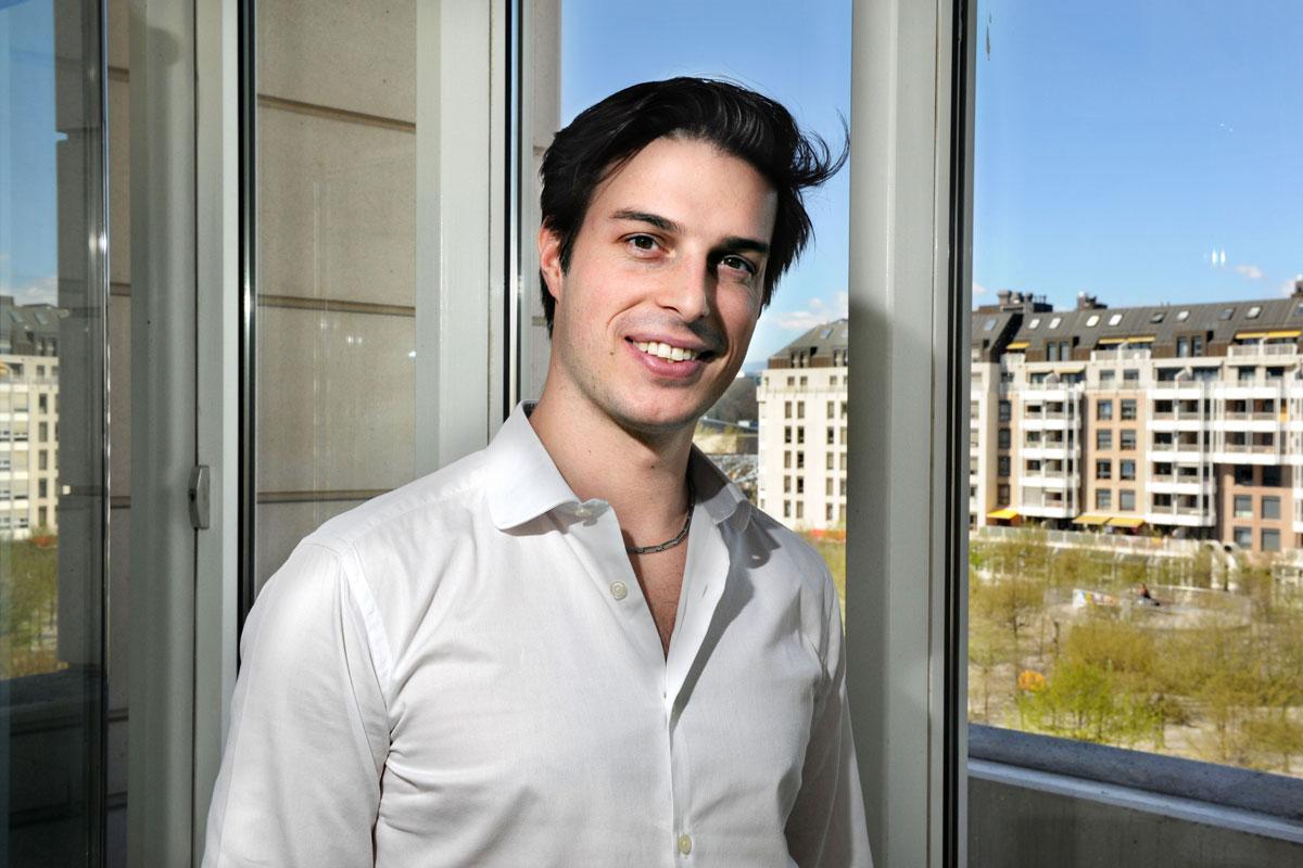 Benjamin Marchat